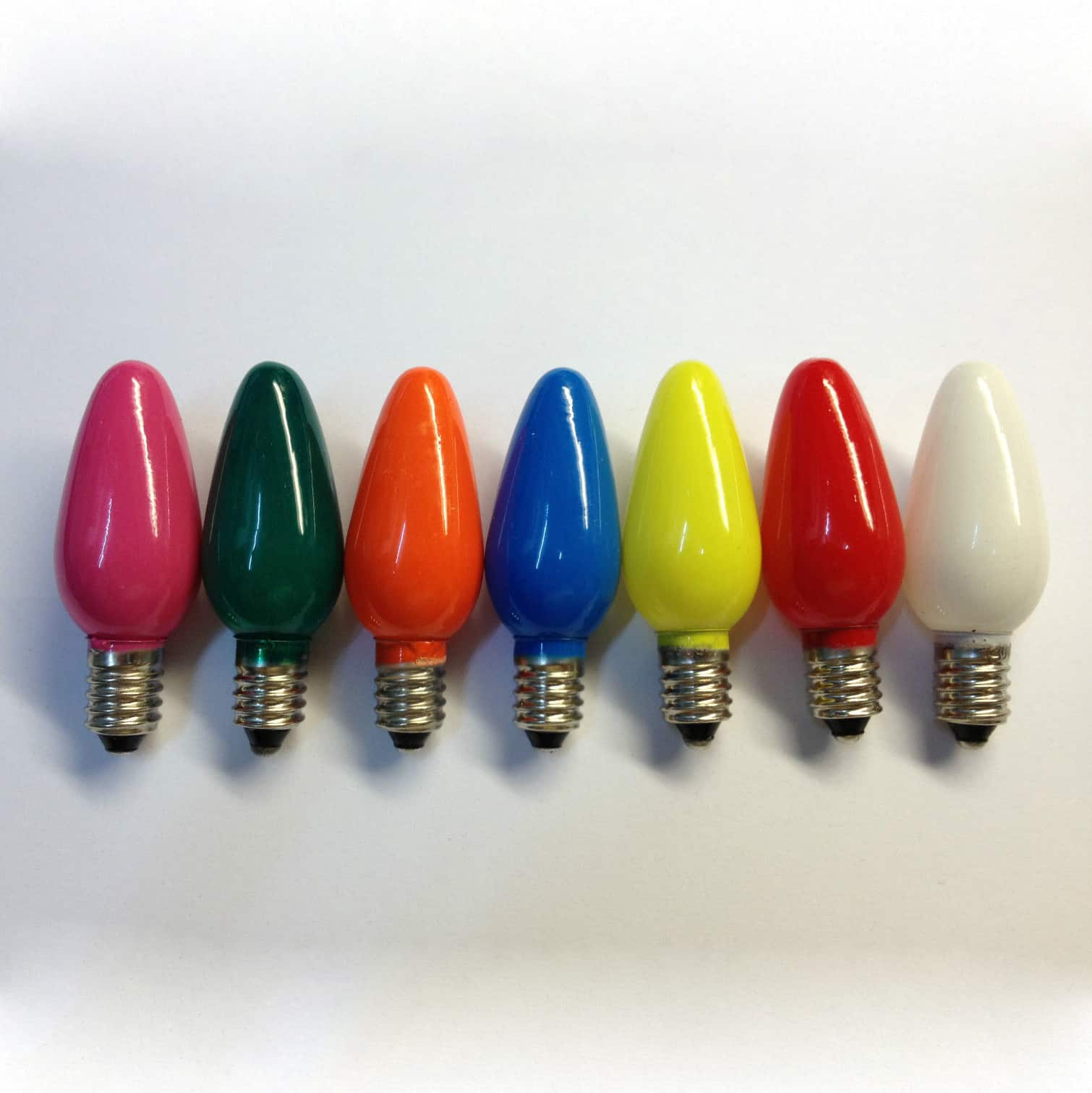 How To Replace Christmas Light Bulb.Details About 7x Replacement Christmas Light Bulbs 20v 3w E10 Opaque Multi Coloured Small M