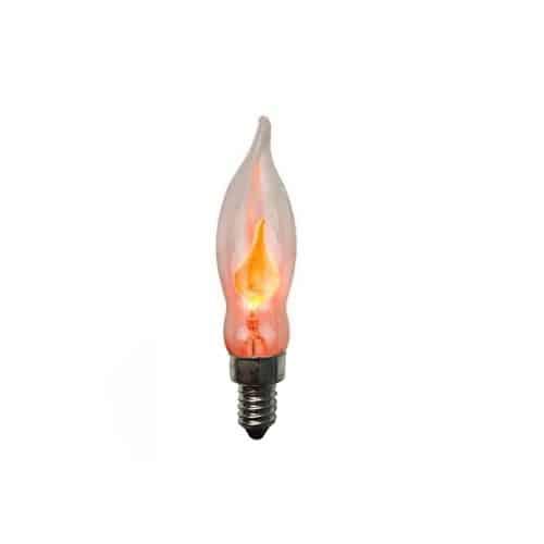 X2 E10 Flicker Flame Effect 1 5w Christmas Candle Bridge