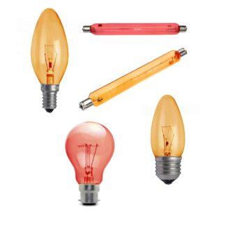 Fireglow Light Bulbs