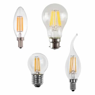 Stick Filament LED Light Bulbs