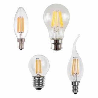 Stick Filament LED Light Bulbs