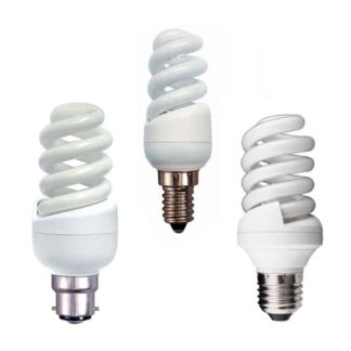 Spiral Energy Saving CFL