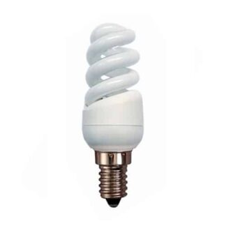 SES E14 Small Edison Screw Spiral Energy Saving CFL