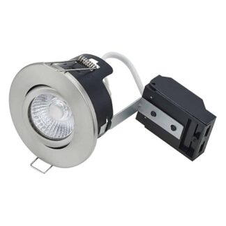 BELL Eco FirestayLED Tilt Fire Rated Downlights